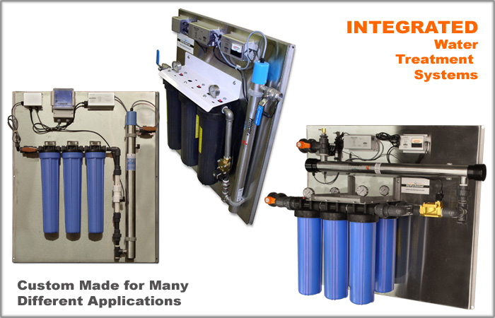 Integrated Water Treatment Systems
