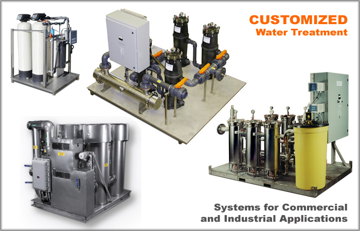 Custom Water Treatment Systems
