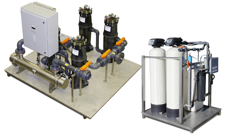 Custom Water Treatment System 4