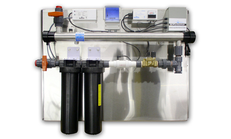 Wyckomar Water Purification Products About Ultraviolet