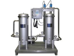 Sanitary Skid Mounted Water Treatment System thumb