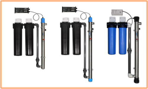 Complete Water Treatment Systems