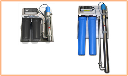 Pre-Assembled Water Treatment Systems